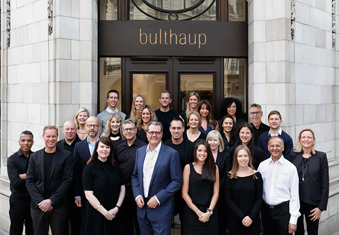 bulthaup Team Photo
